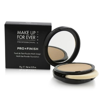 Make Up For Ever Pro Finish Multi Use Powder Foundation - # 130 Pink Sand  10g/0.35oz