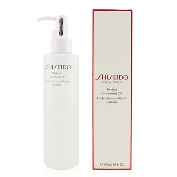 Shiseido Perfect Cleansing Oil  180ml/6oz