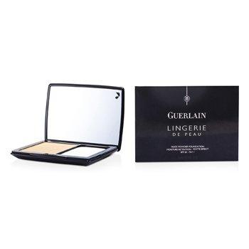 Guerlain Lingerie De Peau Nude Powder Foundation SPF 20 - # 02 Beige Clair  10g/0.35oz