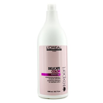 L'Oreal Professionnel Expert Serie - Delicate Color Protecting Shampoo (For Delicate Colour)  1500ml/50.7oz