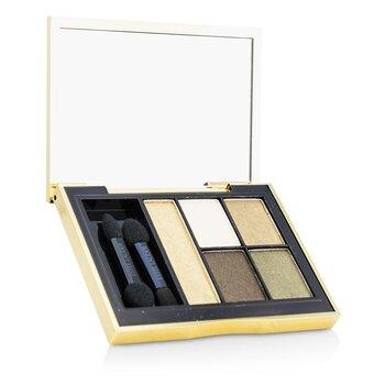 Estee Lauder Pure Color Envy Sculpting Eyeshadow 5 Color Palette - 09 Fierce Safari  7g/0.24oz