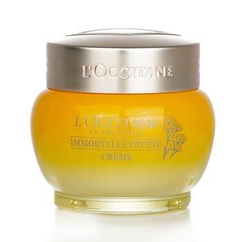 L'Occitane Immortelle Divine Cream (New Formula)  50ml/1.7oz