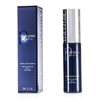 Cle De Peau Radiant Fluid Foundation SPF 24 - # I10 (Very Light Ivory)  30ml/1oz