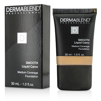 Dermablend Smooth Liquid Camo Foundation (Medium Coverage) - Copper  30ml/1oz