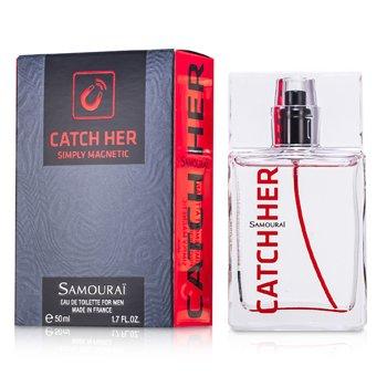 Samourai Catch Her Eau De Toilette Spray  50ml/1.7oz