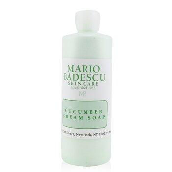 Mario Badescu Cucumber Cream Soap - For All Skin Types  472ml/16oz