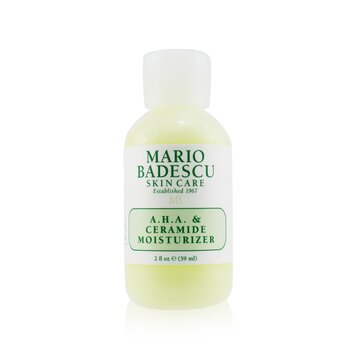 Mario Badescu A.H.A. & Ceramide Moisturizer - For Combination/ Oily Skin Types  59ml/2oz