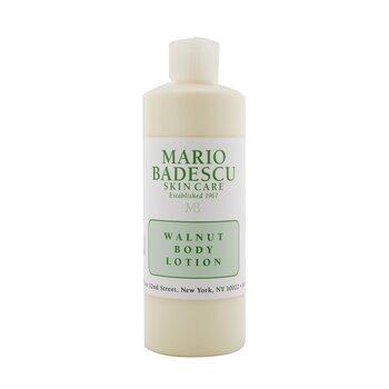 Mario Badescu Walnut Body Lotion - For All Skin Types  472ml/16oz