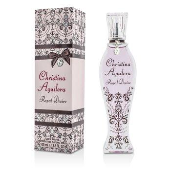 Christina Aguilera Royal Desire Eau De Parfum Spray  100ml/3.3oz