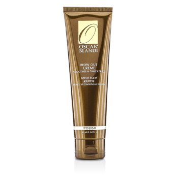 Oscar Blandi Polish Blow Out Creme (Smoothes & Tames Frizz)  125ml/4.2oz