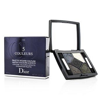 Christian Dior 5 Couleurs Couture Colours & Effects Eyeshadow Palette - No. 096 Pied De Poule  6g/0.21oz
