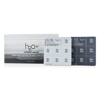 H2O+ Waterwhite Advanced Intensive Overnight Brightening System  28x1ml/0.03oz