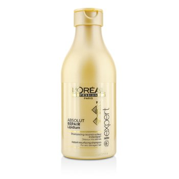 L'Oreal Professionnel Expert Serie - Absolut Repair Lipidium Instant Resurfacing Shampoo (For Very Damaged H  250ml/8.45oz