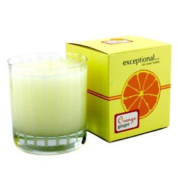 Exceptional Parfums Fragrance Candle - Orange Ginger  227g/8oz