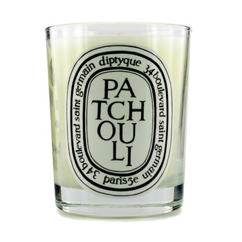 Diptyque Scented Candle - Patchouli  190g/6.5oz