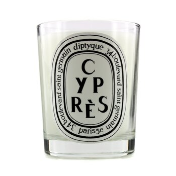 Diptyque Scented Candle - Cypres (Cypress)  190g/6.5oz