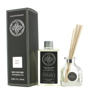 The Candle Company Reed Diffuser with Essential Oils - White Jasmine  100ml/3.38oz