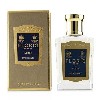 Floris Limes Bath Essence  50ml/1.7oz
