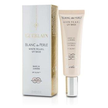 Guerlain Blanc De Perle White P.E.A.R.L. Lightening UV Base SPF30  30ml/1oz