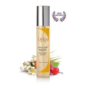 Orico London Little Love Nurturing Baby Massage Oil  100ml/3.38oz