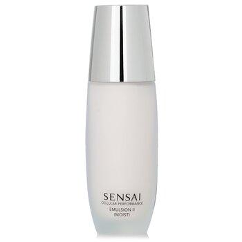 Kanebo Sensai Cellular Performance Emulsion II - Moist (New Packaging)  100ml/3.4oz
