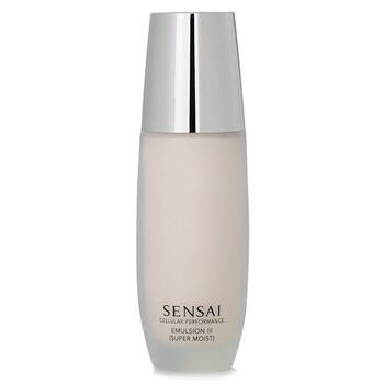 Kanebo Sensai Cellular Performance Emulsion III - Super Moist (New Packaging)  100ml/3.4oz