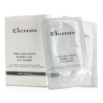 Elemis Pro-Collagen Hydra-Gel Eye Mask  6 Pairs
