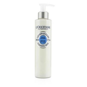 L'Occitane Shea Cleansing Milk  200ml/6.7oz