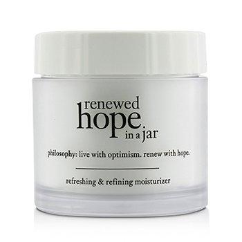 Philosophy Renewed Hope In A Jar All-Day Skin-Renewing Moisturizer  60ml/2oz