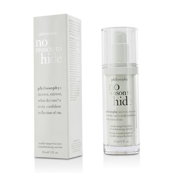 Philosophy No Reason To Hide Multi-imperfection Transforming Serum  30ml/1oz