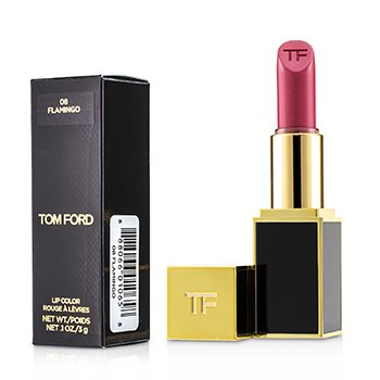 Tom Ford Lip Color - # 08 Flamingo  3g/0.1oz