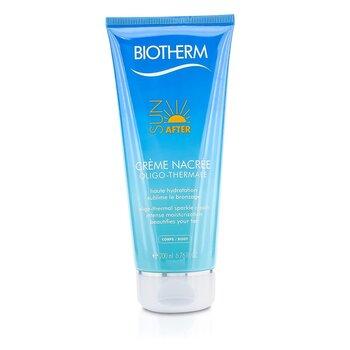 Biotherm Oligo-Thermale Sparkle Cream Intense Moisturization Beautifies Your Tan  200ml/6.76oz