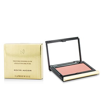 Kevyn Aucoin The Pure Powder Glow (New Packaging) - # Helena (Neutral Cool)  3.1g/0.11oz