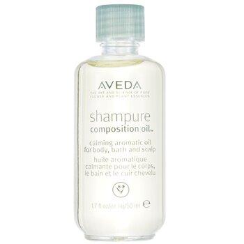 Aveda Shampure Composition Calming Aromatic Oil  50ml/1.7oz