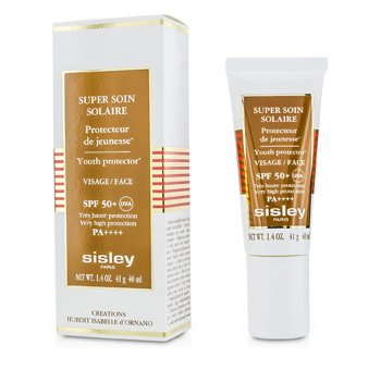 Sisley Super Soin Solaire Youth Protector For Face SPF 50+  40ml/1.4oz