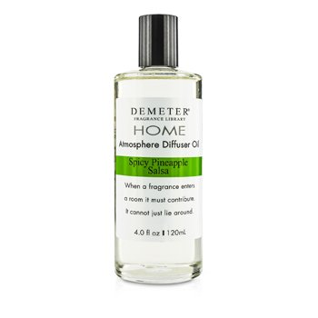 Demeter Atmosphere Diffuser Oil - Spicy Pineapple Salsa  120ml/4oz
