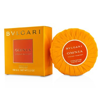 Bvlgari Omnia Indian Garnet Scented Soap  150g/5.3oz