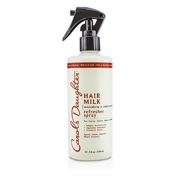 Carol's Daughter Hair Milk Nourishing & Conditioning Refresher Spray (For Curls, Coils, Kinks & Waves)  296ml/10oz