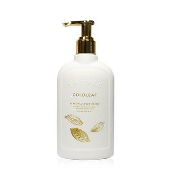 Thymes Goldleaf Perfumed Body Cream  270ml/9.25oz