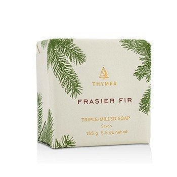 Thymes Frasier Fir Bar Soap  155g/5.5oz