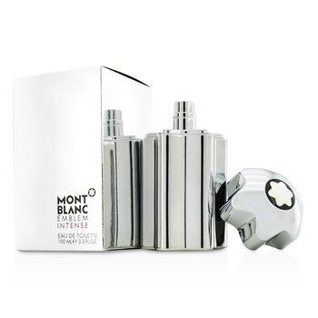 Mont Blanc Emblem Intense Eau De Toilette Spray  100ml/3.3oz