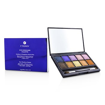 By Terry Eye Designer Palette - # 2 Color Design  10x1.4g/0.05oz