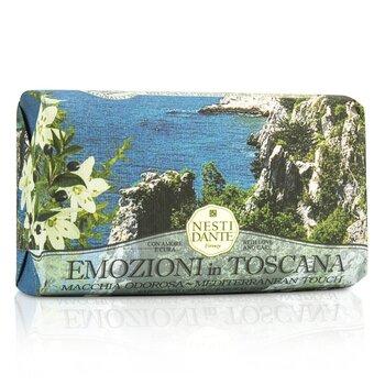 Nesti Dante Emozioni In Toscana Natural Soap - Mediterranean Touch  250g/8.8oz