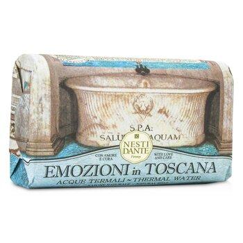 Nesti Dante Emozioni In Toscana Natural Soap - Thermal Water  250g/8.8oz