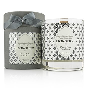 Durance Perfumed Handcraft Candle - Cotton Flower  280g/9.88oz