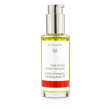 Dr. Hauschka Lemon Lemongrass Vitalising Body Oil - Firms & Refreshes  75ml/2.5oz