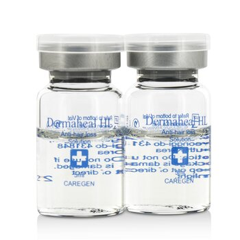 Dermaheal HL Anti-Hair Loss Solution (Biological Sterilized Solution)  10x5ml/0.17oz