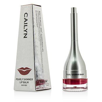Cailyn Pearly Shimmer Lip Balm - #05 Sexy Red  4g/0.14oz
