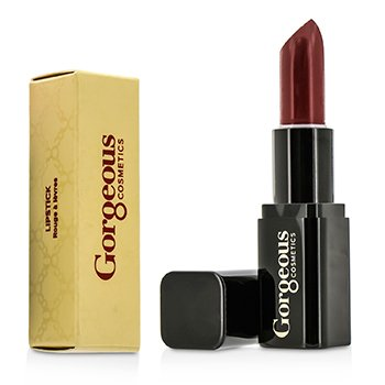 Gorgeous Cosmetics Lipstick - #Gorgeous Red  4g/0.14oz