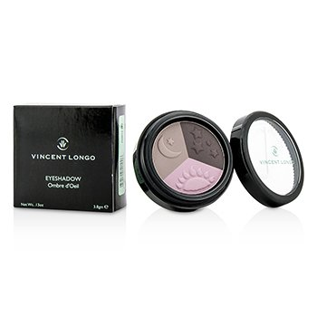Vincent Longo Trio Eyeshadow - Purple Sky  3.8g/0.14oz